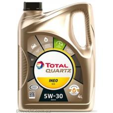 Моторное масло Total Quartz INEO ECS 5W-30 4л