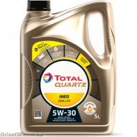 Моторное масло Total Quartz INEO LL 5W-30 5л