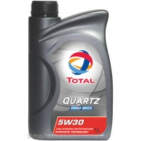 Моторное масло Total Quartz INEO MC3 5W-30 1л