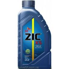 Моторное масло Zic X5 Diesel 10W-40 1л