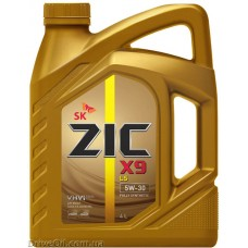Моторное масло Zic X9 LS 5W-30 4л
