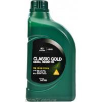 Моторное масло Mobis Classic Gold Diesel 10W-30 1л (05200-00110)