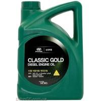Моторное масло Mobis Classic Gold Diesel 10W-30 4л (05200-00410)