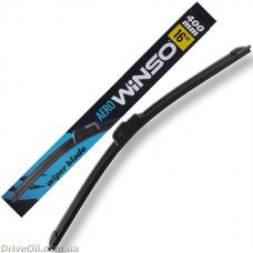 Дворник Winso AERO 400мм 110400, бескаркасный