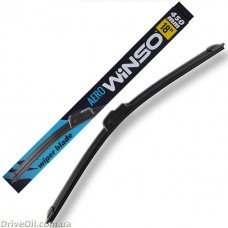 Дворник Winso AERO 450мм 110450, бескаркасный