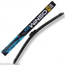 Дворник Winso AERO 480мм 110480, бескаркасный