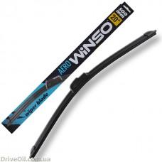 Дворник Winso AERO 500мм 110500, бескаркасный