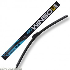 Дворник Winso AERO 580мм 110580, бескаркасный